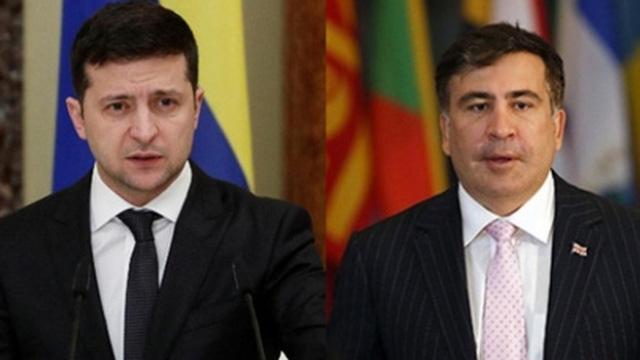 Cựu Tổng thống Gruzia trở thành Phó Thủ tướng Ukraine