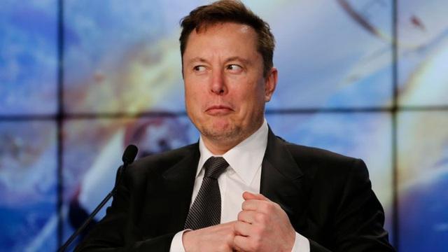 Tesla 'sập' 10% ngay sau khi Elon Musk cho biết cổ phiếu của hãng xe điện này đang quá cao