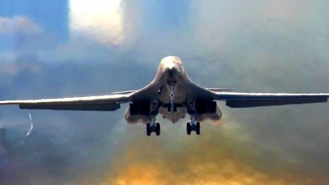 Không quân Mỹ điều oanh tạc cơ đến Guam, tất cả là vì Trung Quốc?