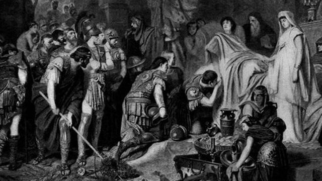 Đã tìm ra mộ Alexander Đại đế?