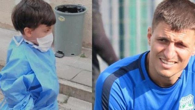 Sốc: Cầu thủ Thổ Nhĩ Kỳ giết con trai khi có triệu chứng nhiễm Covid-19
