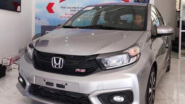 Honda Brio giảm kỷ lục 40 triệu đồng để xả hàng tồn: Giá chạm đáy mới tại Việt Nam, ngang ngửa Kia Morning và Hyundai Grand i10