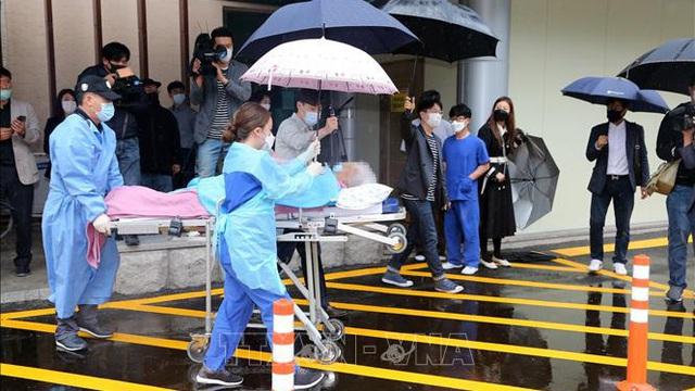 Hàn Quốc xác định không có nguy cơ lây nhiễm virus SARS-CoV-2 từ các ca dương tính trở lại
