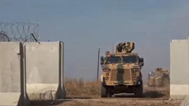 Chính quyền Syria nói gì về việc Thổ Nhĩ Kỳ bắt đầu xây dựng những bức tường bê tông tại tỉnh Hasek?