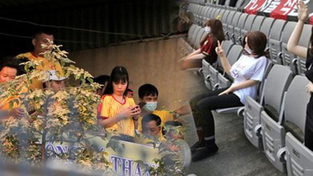"""Những cách tạo cảm hứng cho cầu thủ thi đấu khi không có khán giả: Có nơi dùng cả búp bê """"người lớn"""", CĐV Việt Nam có phương pháp cực độc"""