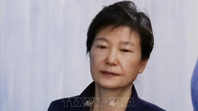 Cựu Tổng thống Hàn Quốc Park Geun-hye có thể phải chịu 35 năm tù giam
