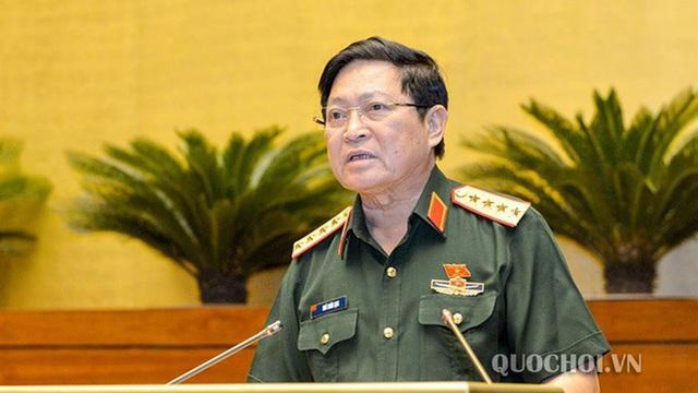 Đại tướng Ngô Xuân Lịch: Biên giới quốc gia là thiêng liêng, bất khả xâm phạm