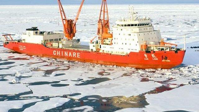 Tham vọng của Trung Quốc ở vùng cực
