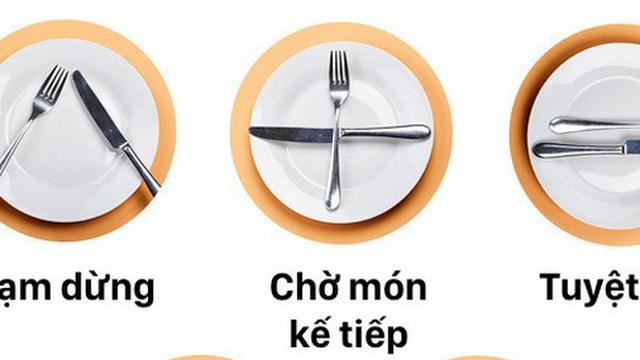 Những quy tắc lịch sự khi dùng bữa trong các nhà hàng sang trọng, cực kỳ cần thiết mà chúng ta thường xuyên bỏ qua
