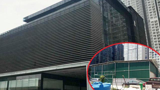 Hà Nội quyết thu hồi khu 'đất vàng' hơn 8.000 m2 bị xẻ thịt cho thuê trái phép