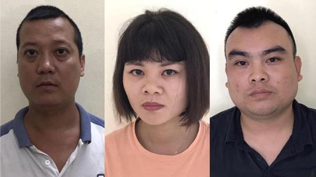 Tạm giữ 3 đối tượng bắt người phụ nữ ép viết giấy nợ gần 300 triệu đồng