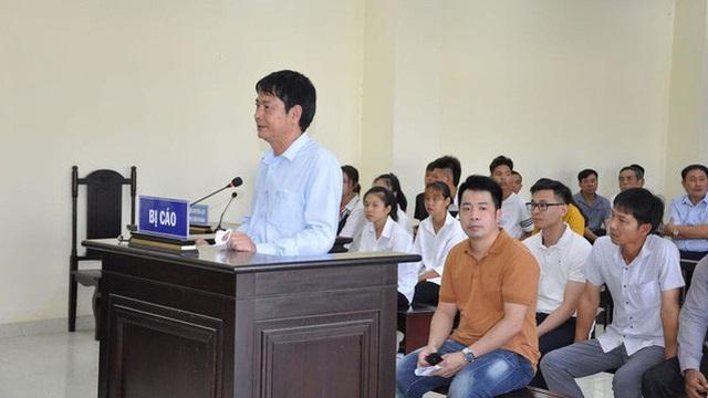 Cựu Phó Giám đốc Sở VH,TT&DL Thanh Hóa lãnh án tù
