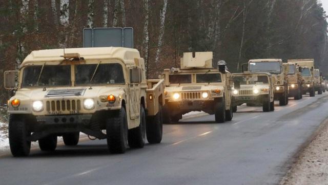 Đức lo Mỹ sẽ rút 9.500 quân