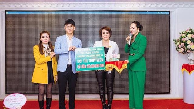 Doanh nhân Trần Thanh Tùng: Muốn thành công phải nỗ lực hết mình