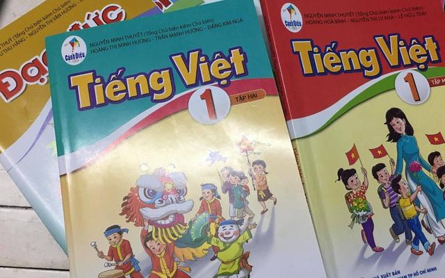 """TS Nguyễn Tùng Lâm: Cần nhìn tổng thể SGK Tiếng Việt lớp 1-bộ Cánh Diều, không chỉ bắt """"vài ba lỗi"""""""