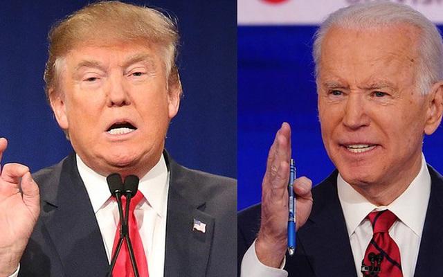 Ông Joe Biden không còn dẫn trước cách biệt so với ông Donald Trump, giới đầu tư Mỹ băn khoăn
