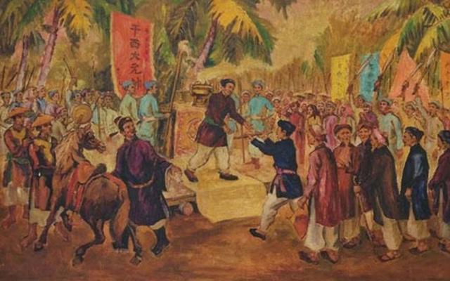 Vị tướng khiến quân Pháp thất điên bát đảo, vua lén đưa sắc phong chức đại soái 'Bình Tây'