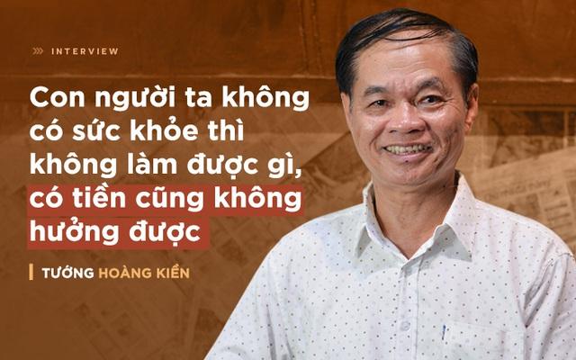 """Tướng Hoàng Kiền: 20 tuổi vượt Trường Sơn thần tốc, 40 tuổi đổ bệnh suýt chết và bí quyết """"hồi sinh"""" ở tuổi 70"""