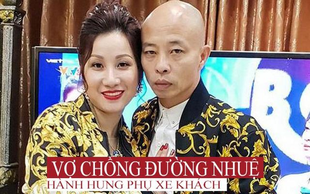 Vợ chồng Đường Nhuệ bị tuyên kịch khung 6 năm 6 tháng tù vì đánh phụ xe khách ở Thái Bình