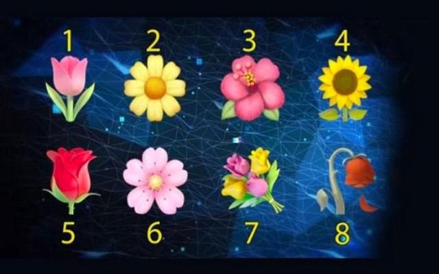 """Chọn một loài hoa yêu thích và khám phá độ tuổi bạn sẽ """"lên xe hoa về nhà chồng"""""""