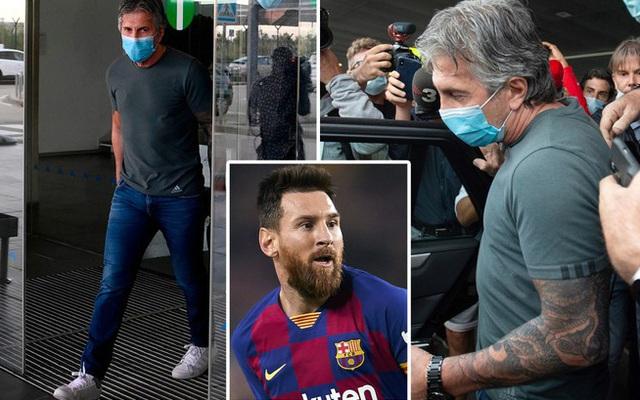 """Messi nhất quyết rời Barca: """"Nhân vật chính"""" chỉ là con rối trong tay """"Bố già"""" xảo quyệt"""