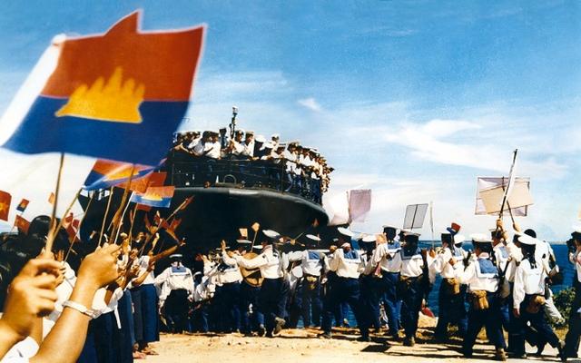 Hải quân Việt Nam có bước phát triển đột phá chưa từng có: Chiến công lẫy lừng
