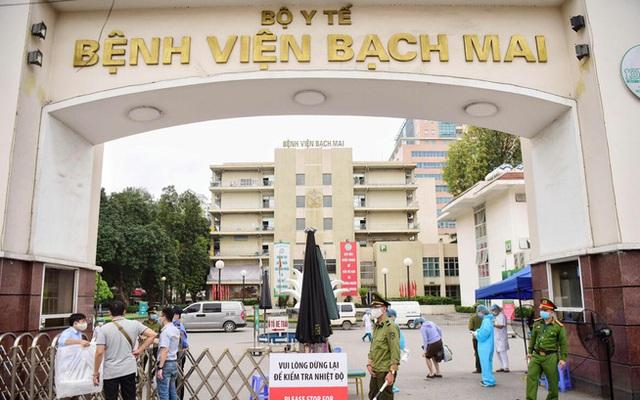 """Vụ án ở Bệnh viện Bạch Mai, Bệnh viện Tim Hà Nội nhằm """"xử một vụ, cảnh tỉnh cả lĩnh vực"""""""