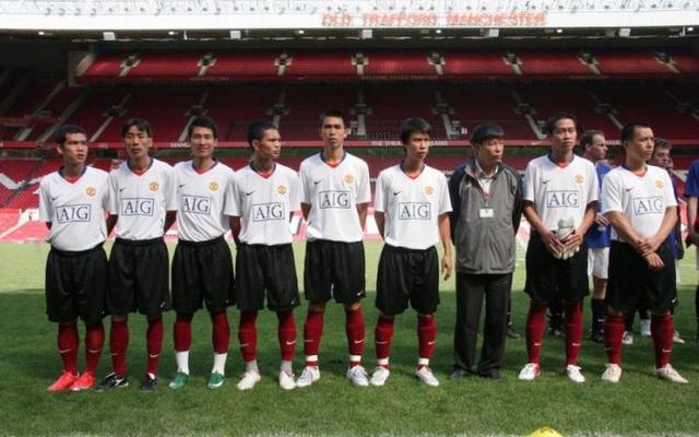 Đội bóng Việt Nam đạt á quân thế giới, khiến Argentina nể phục ở sân Old Trafford
