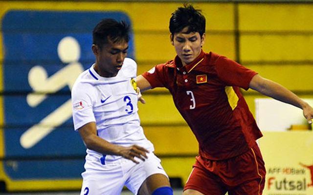 Sau chiến thắng 24-0, ĐT Việt Nam nhận cái kết cay đắng tại giải đấu trên sân nhà