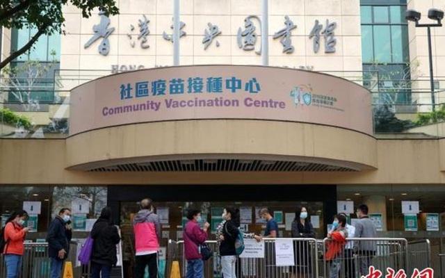Người thứ 3 ở Hong Kong tử vong sau khi tiêm vaccine Covid-19 Sinovac của Trung Quốc