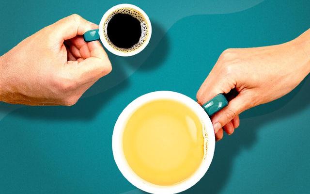 Cà phê hay trà tốt hơn? Sự khác biệt giữa 2 loại đồ uống 'sạc năng lượng' phổ biến nhất thế giới