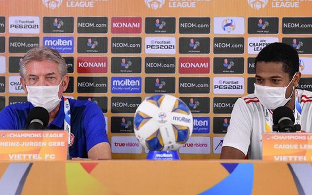'Viettel đã nhận được nhiều bài học ở AFC Champions League'