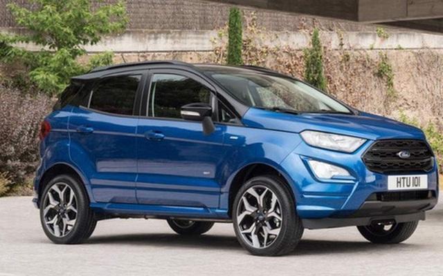 Ford EcoSport 2021 bất ngờ giảm mạnh 70 triệu tại đại lý, cạnh tranh Kia Seltos