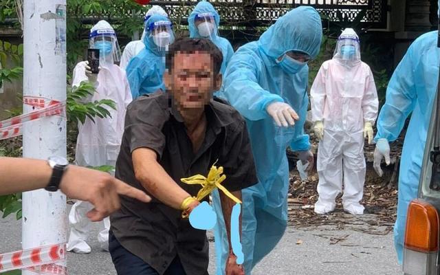 Tình nguyện viên lái xe chở F0 đi cách ly chém đứt lìa bàn tay cựu giáo viên ở Bình Dương