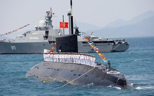 Hải quân Việt Nam có thể mua thêm tàu Gepard mạnh hơn cả chiến hạm tàng hình của Mỹ?