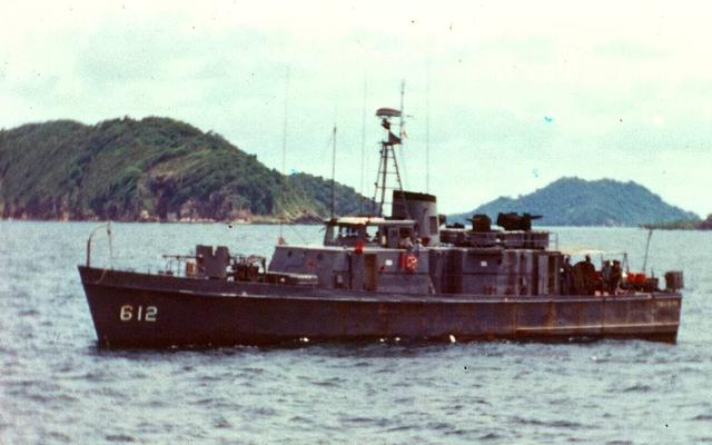"""""""Tuần duyên hạm"""" do Mỹ sản xuất lột xác trong tay Hải quân Việt Nam"""