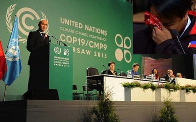 COP19: Nước mắt Philippines đã được đền đáp vào phút chót