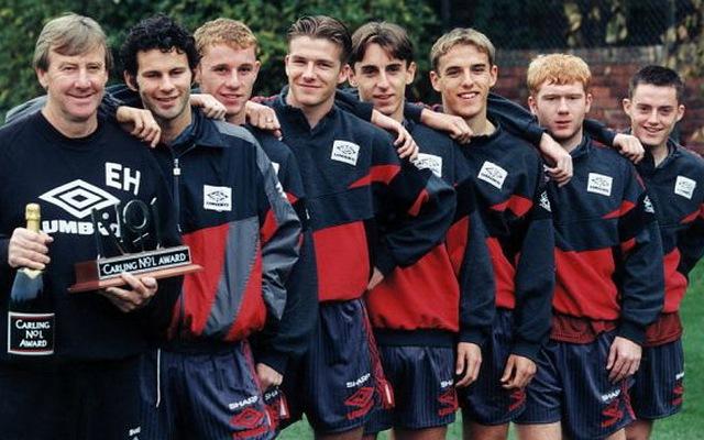Thế hệ vàng của Man United nói gì về Beck?