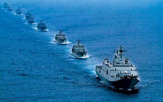 Hạm đội Nam Hải đã trở thành ngáo ộp trên Biển Đông như thế nào?