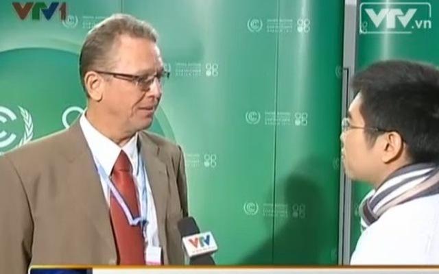 Chuyên gia UNDP: VN cần nói với thế giới như Philippines đã làm!