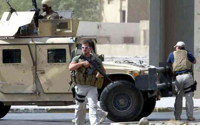 """Lính đánh thuê và những hợp đồng """"khủng"""" với CIA, Lầu Năm Góc"""