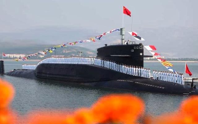"""""""Trung Quốc không cần quá nhiều tàu ngầm hạt nhân như Mỹ"""""""