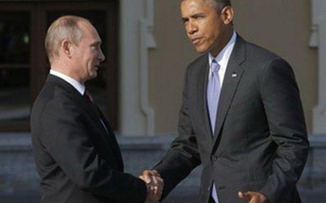 Putin cảnh báo đánh Syria sẽ phá hủy trật tự thế giới