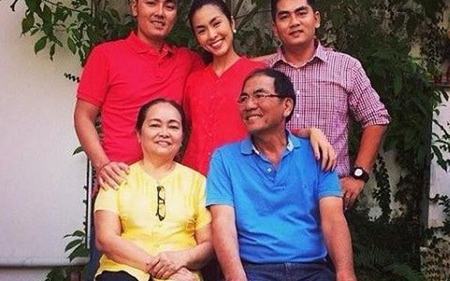 Gia đình Tăng Thanh Hà đón Tết như thế nào?