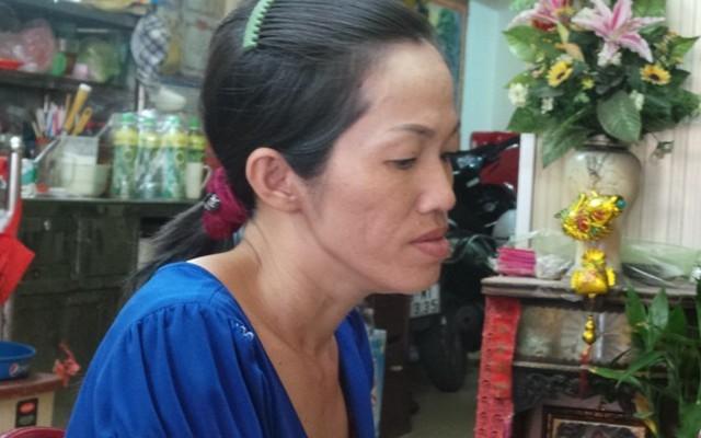 Mẹ bé 6 tuổi bị đánh gãy chân phẫn nộ với hành động của người tình