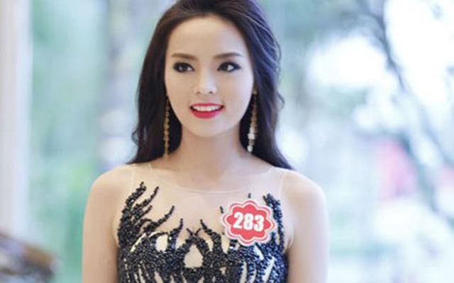 Báo Trung Quốc hết mực khen ngợi nhan sắc của Nguyễn Cao Kỳ Duyên