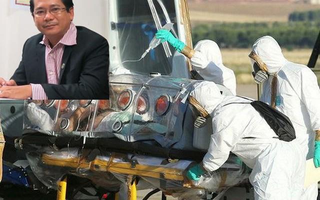 """Tung tin """"nhảm"""" về dịch Ebola: Có thể bị phạt đến 7 năm tù"""