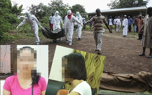 """Hai cô gái tung tin """"nhảm"""" về dịch Ebola ở Việt Nam là ai?"""