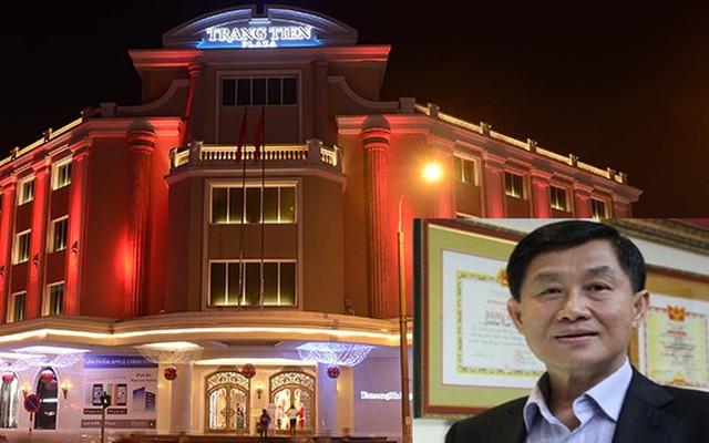 Tràng Tiền Plaza của bố chồng Hà Tăng sắp mở cửa trở lại