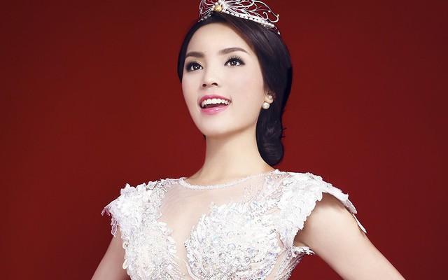 """Hoa hậu Kỳ Duyên được chăm chút từng """"chân tơ kẽ tóc"""""""